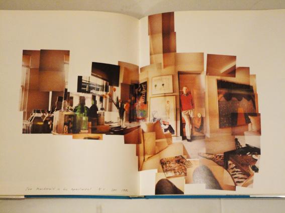 デイヴィッド・ホックニーの「カメラワークス Cameraworks」2