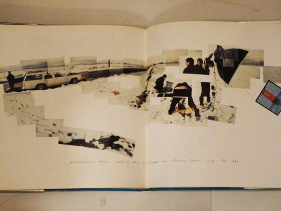 デイヴィッド・ホックニーの「カメラワークス Cameraworks」3