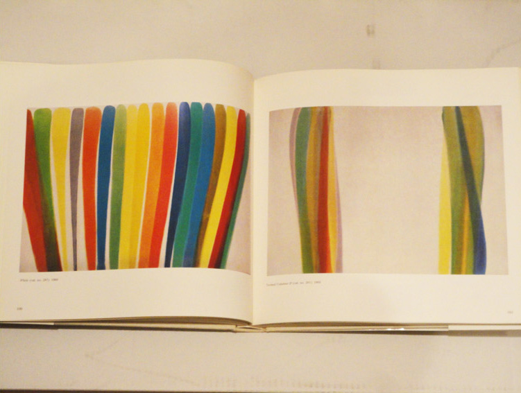 1モーリス・ルイス全画集 Morris Louis The Complete Paintings 1-2