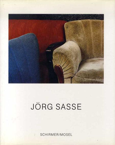 イェルク・ザッセ写真集 Jorg Sasse: Vierzig Fotografien, 1984-1991 Jorg Sasse 3888144655年/Schirmer/Mosel 独語版 カバー