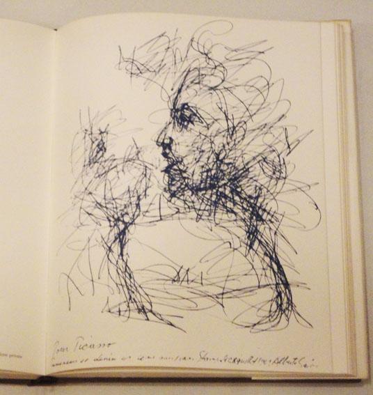 アルベルト・ジャコメッティ Drawings of Giacometti