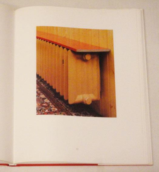 イェルク・ザッセ写真集 Jorg Sasse: Vierzig Fotografien, 1984-1991 Jorg Sasse