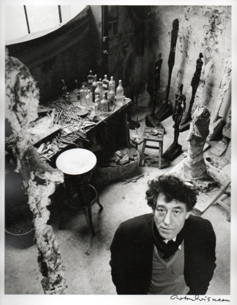 アルベルト・ジャコメッティ Alberto Giacometti