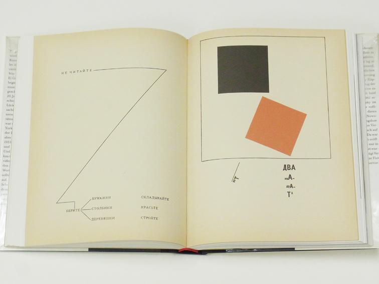 エル・リシツキー El Lissitzky: Maler, Architekt, Typograf, Fotograf