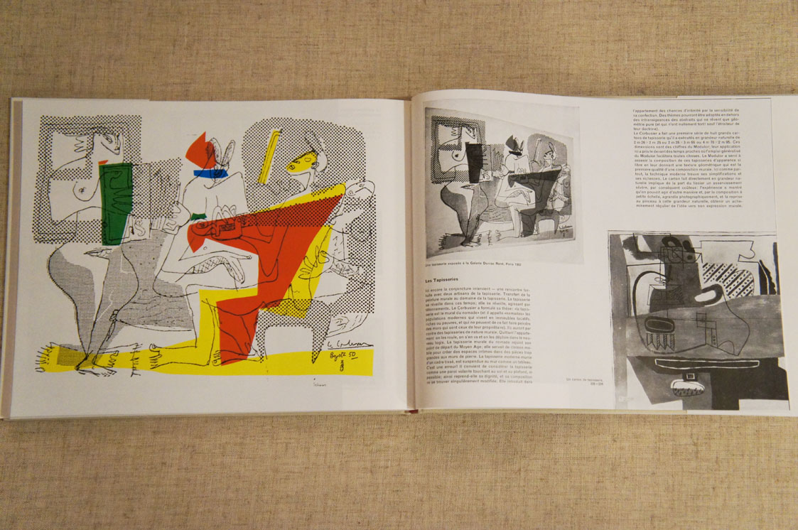 ル・コルビュジエ全作品集 全8巻揃 Le Corbusier: Complete Works in 8 Volumes