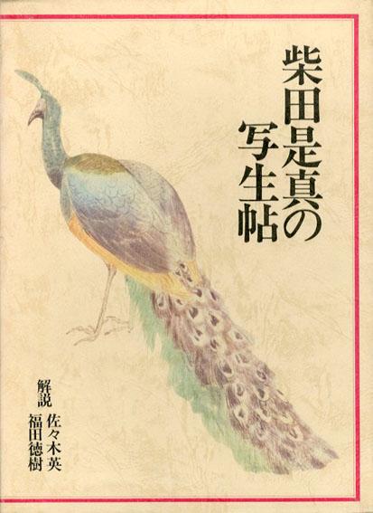 柴田是真の写生帖 佐々木英/福田徳樹 1980年