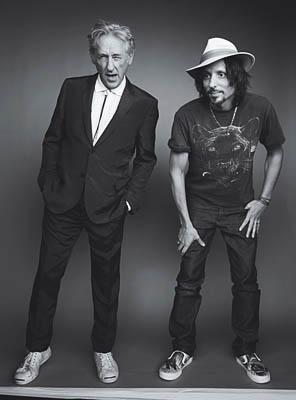 Ed & Eddie Ruscha