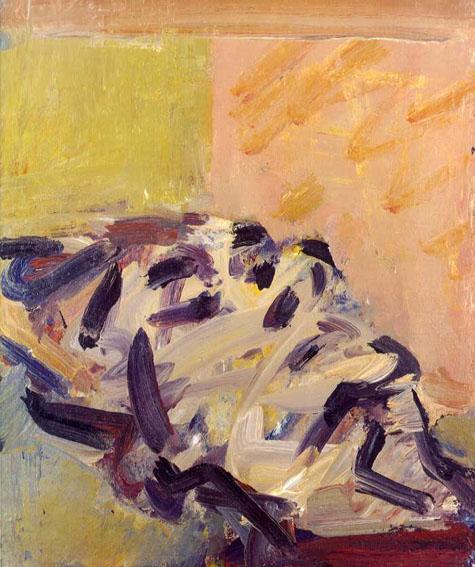 フランク・アウアバーク Frank Auerbach. Recent Work 1997年/Marlborough 英語版