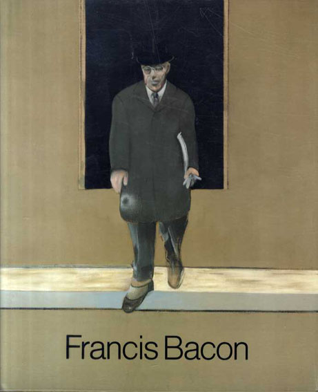 フランシス・ベーコン Francis Bacon: Paintings of the Eighties 1987年/Marlborough 英語版 プラスチックカバー