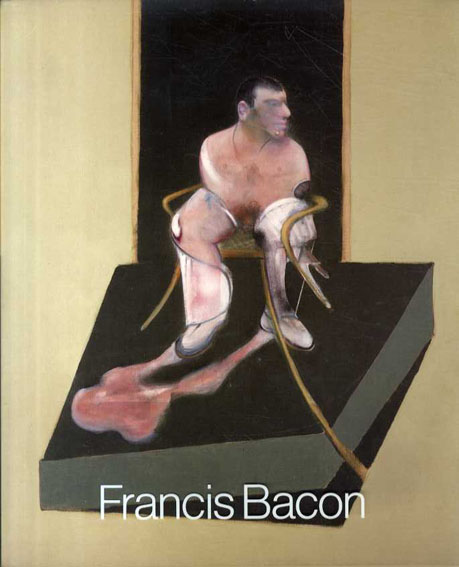 フランシス・ベーコン Francis Bacon: Loan Exhibition in Celebration of His 80th Birthday 1989年/Marlborough 英語版 プラスチックカバー