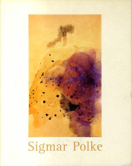 ジグマー・ポルケ Sigmar Polke: 6 Kunststoffsiegel-Bilder/6 Artificial Resin-Paintings Sigmar Polke 1994年/Stadtisches 独語版