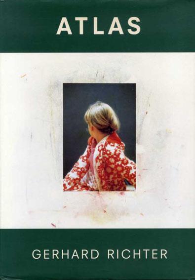 ゲルハルト・リヒター Gerhard Richter Atlas Ulrich Wilmes/Helmut Friedel 1997年/Anthony d'Offay Gallery 英語版 カバー