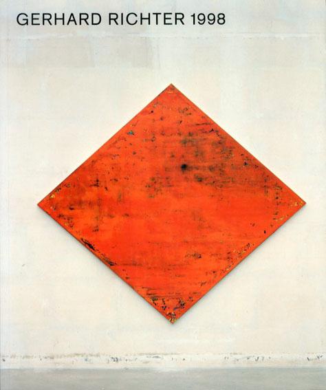 ゲルハルト・リヒター Gerhard Richter 1998 Martin Hentschel 1999年/Distributed Art Publishers 英語版