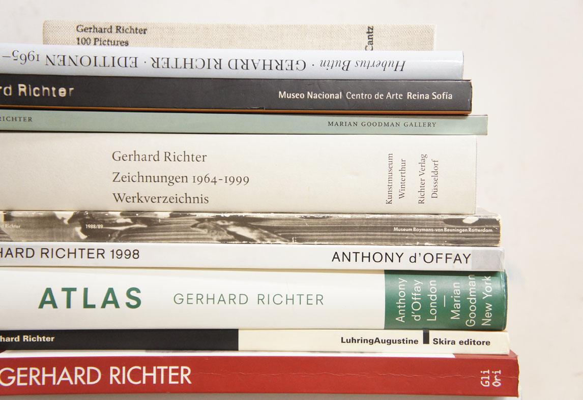 ゲルハルト・リヒター Gerhard Richter