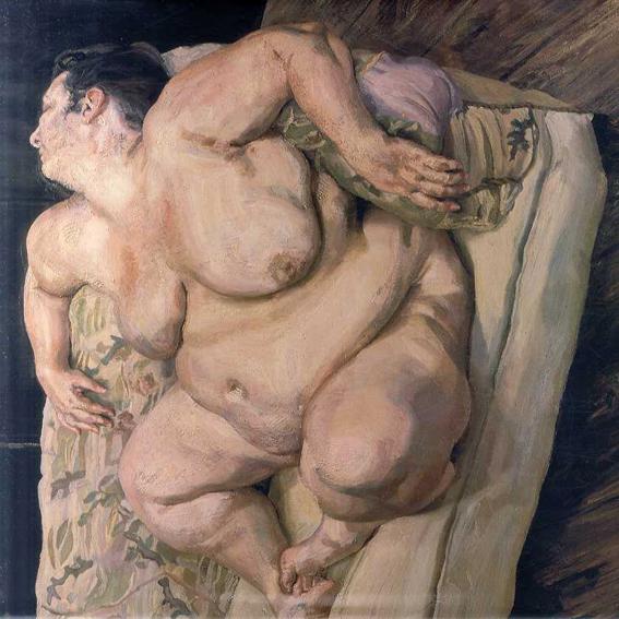 ルシアン・フロイド Lucian Freud