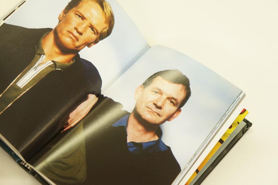 マーティン・パー写真集 Martin Parr: Autoportrait Martin Parr 2000年/Dewi Lewis Pub 英語版