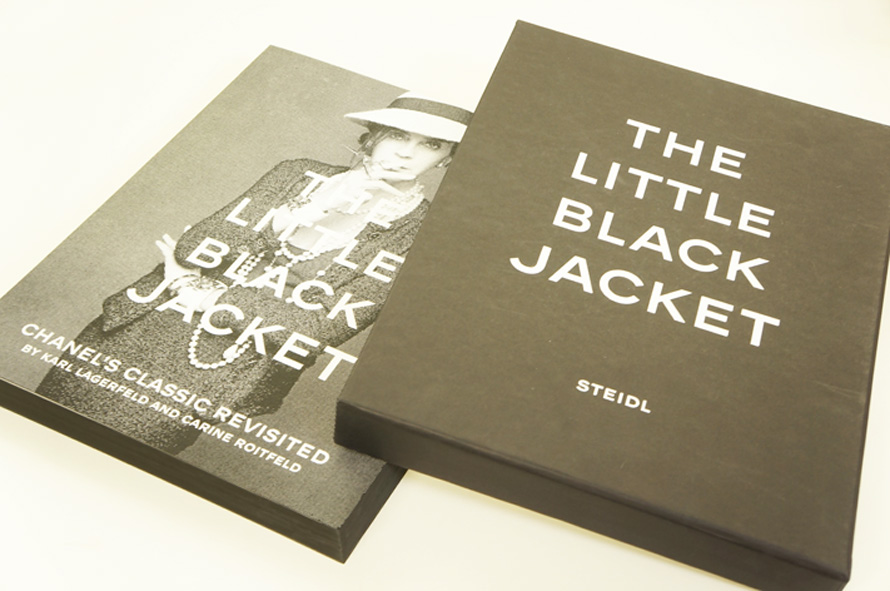 The Little Black Jacket: Chanel's Classic Revisted Karl Lagerfeld/Carine Roitfeld 2012年/Steidl 英語版 函少スレ