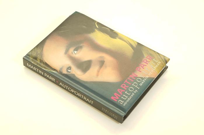 マーティン・パー写真集 Martin Parr: Autoportrait Martin Parr 2000年/Dewi Lewis Pub 英語版 少スレ