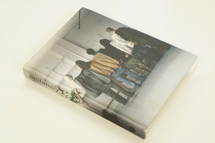 ヤンファミリー作品集 Janfamily: Plans for Other Days Janfamily 2005年/Booth-Clibborn 英語版 少汚れ