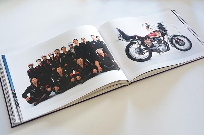 吉永マサユキ写真集 族 特装版 林文浩編 2003年/リトルモア 特装版