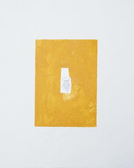 ヨーゼフ・ボイス版画額「Honey Pot」