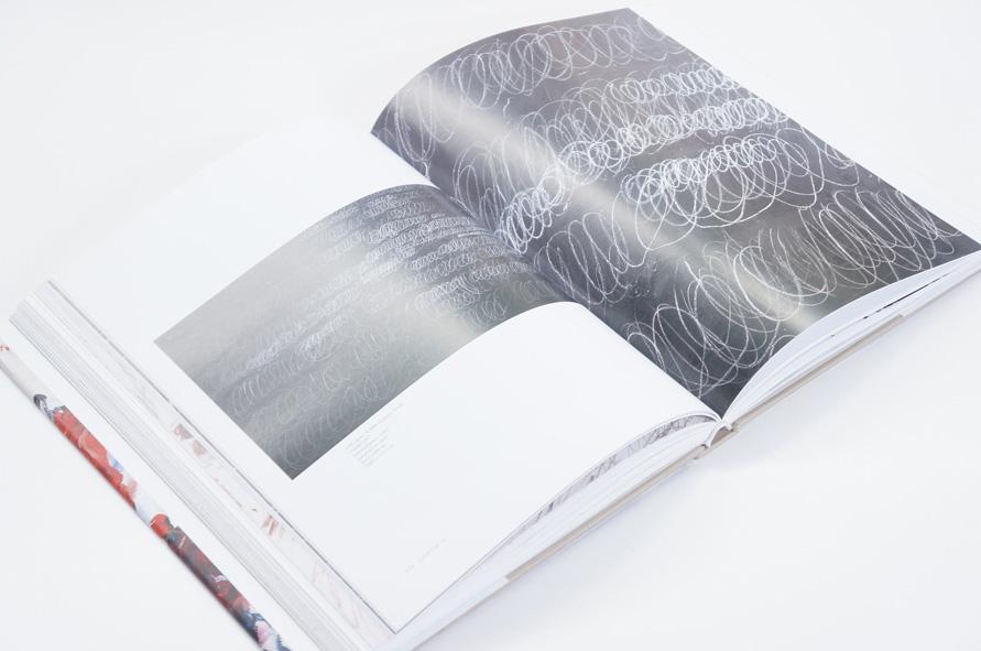 サイ・トゥオンブリー Cy Twombly: A Monograph Richard Leeman 2005年/Thames & Hudson Ltd 英語版 カバー