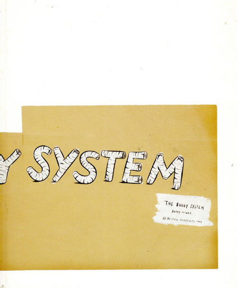 バリー・マッギー展 The Buddy System  Barry McGee