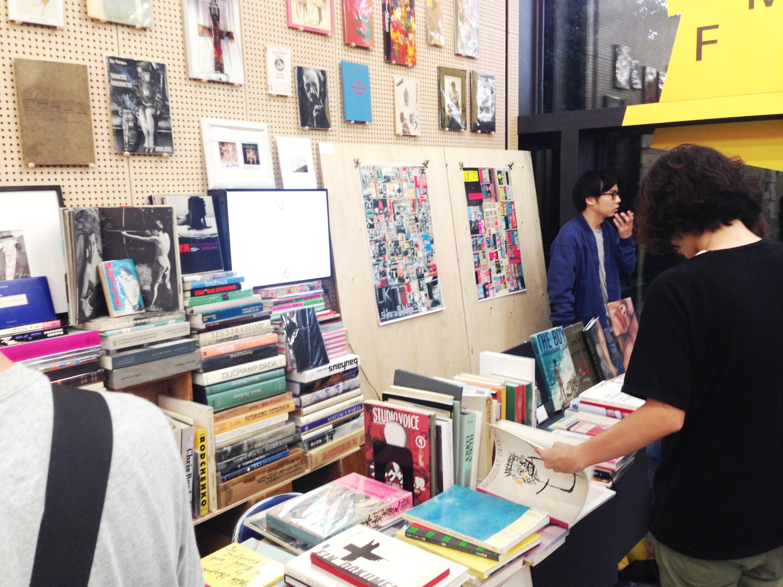 THE TOKYO ART BOOK FAIR 2015