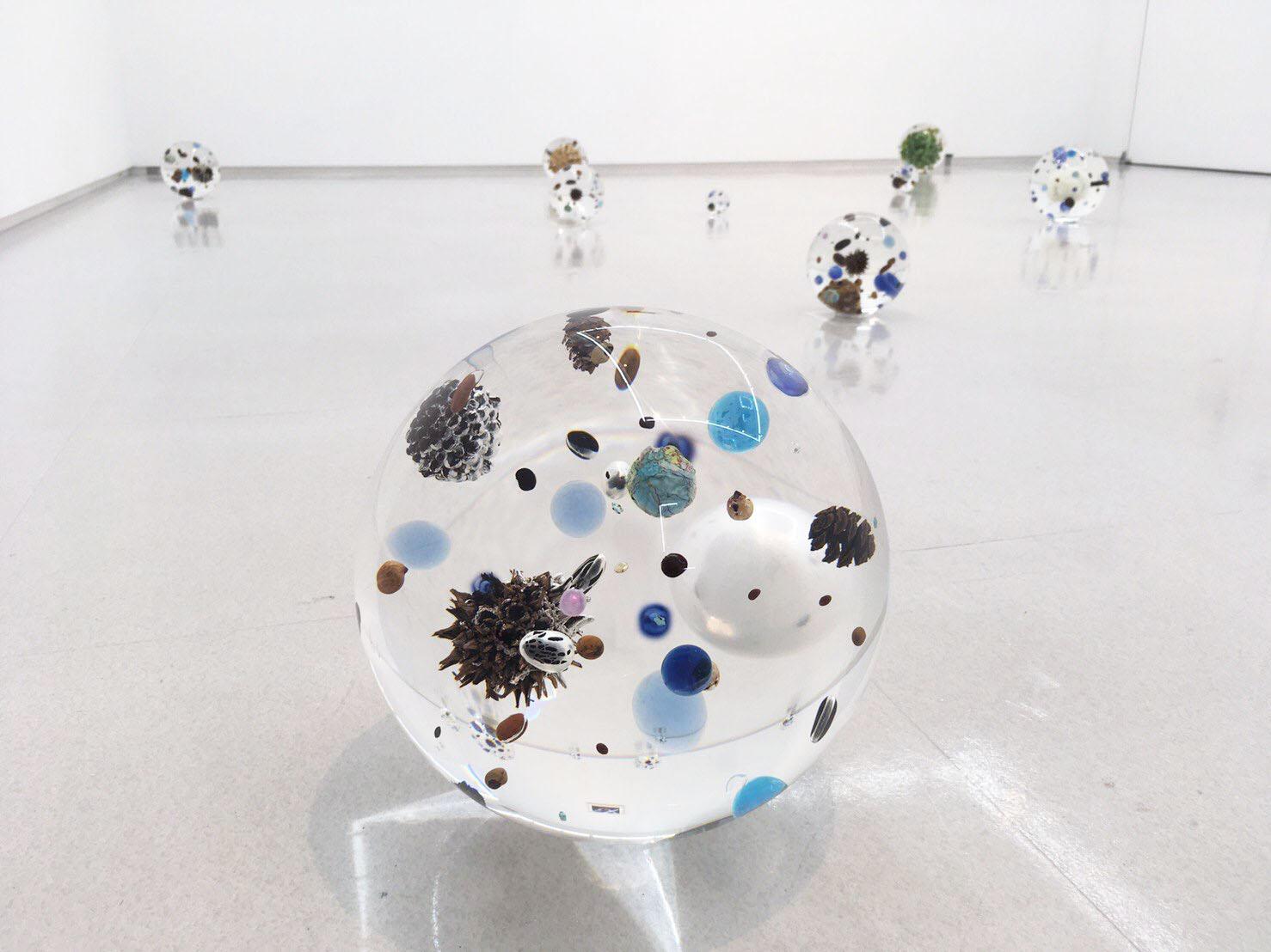 """廣瀬智央展「森のコスモロジー」Satoshi Hirose """"A Cosmology from Forest"""""""