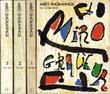ミロ銅版画集 1〜3 Miro Engravings 1928-1975/Jacques Dupinのサムネール
