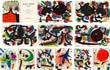 ジョアン・ミロ Joan Miro: Lithographs Volume1/Michel Leiris/ Fernard Mourlotのサムネール