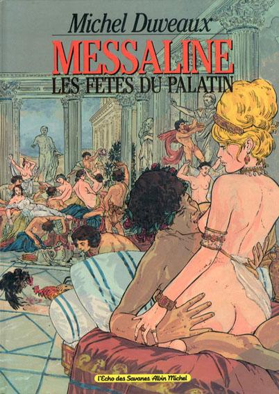 Les Fetes Du Palatin/Michel Duveaux
