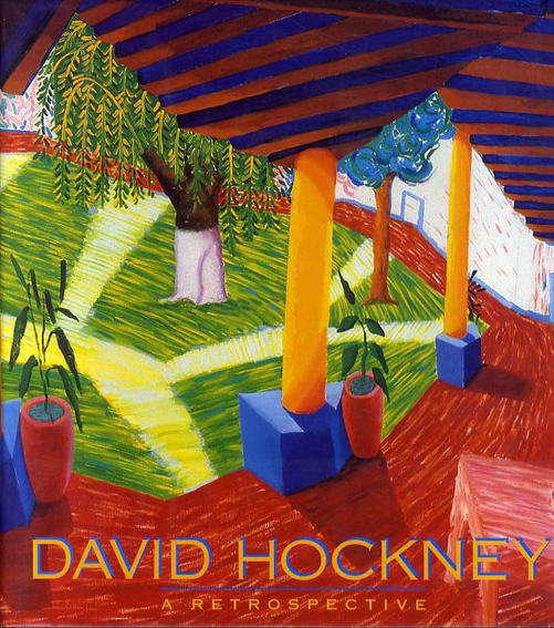 ディヴィッド・ホックニー David Hockney: A Retrospective/Henry Geldzahler他