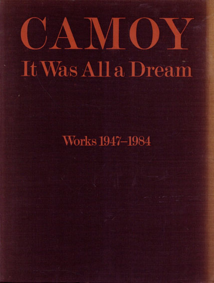 鴨居玲画集 夢候 作品1947-1984 CAMOY It Was All a Dream/