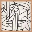 アル・ヘルド展 Al Held: Recent Paintings/のサムネール