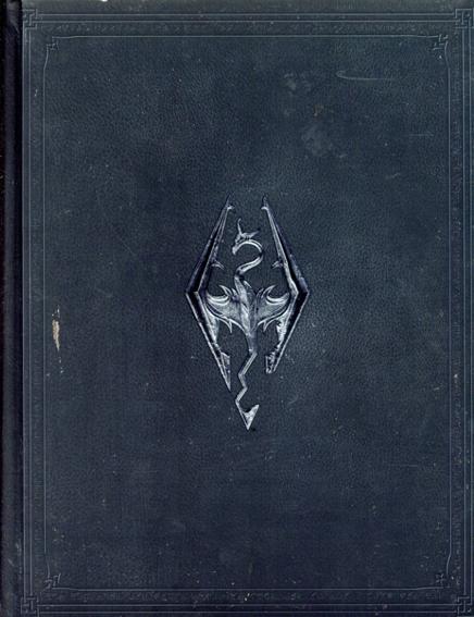 スカイリム Elder Scrolls V The Art of Skyrim' Official Art Book/