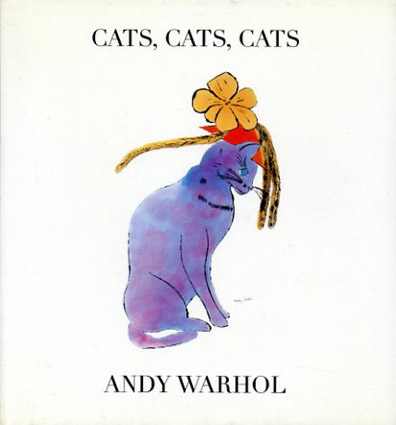 アンディ・ウォーホル Cats, Cats, Cats/Andy Warhol