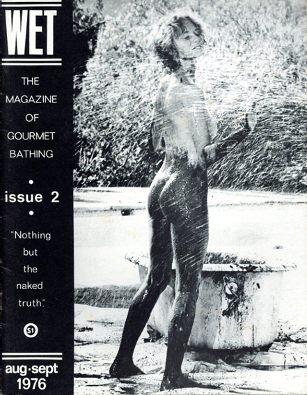 WET Magazine #2 August/September 1976/Leonard Koren編集