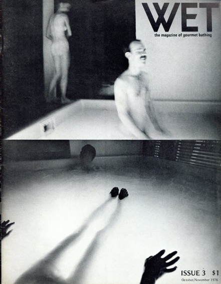 WET Magazine #3 October/November 1976/Leonard Koren編集