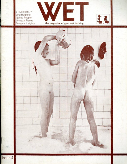 WET Magazine #4 December/January 1977/Leonard Koren編集