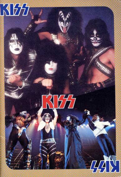 KISS キッス・ツアー・パンフ 1978/