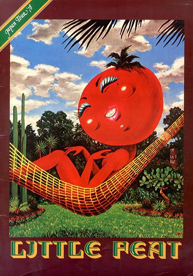 リトル・フィート Little Feat Rockupation 1978公演パンフレット/