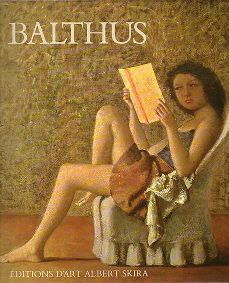 バルテュス Balthus/Jean Leymarie