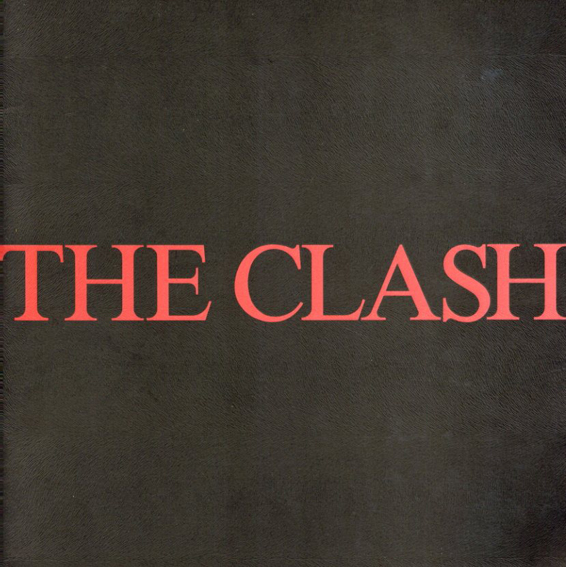 ザ・クラッシュ ツアーパンフレット The Clash 1982/